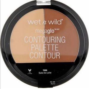 Wet & Wild Contouring Palette Face Makeup